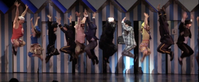 BWW TV: Watch Highlights of Michael Urie & Company in Encores! HIGH BUTTON SHOES!