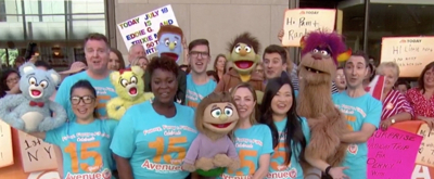 VIDEO: The Cast of AVENUE Q Celebrates Their 15th Anniversary with a Special TODAY SHOW Performance