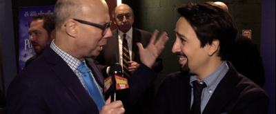 BWW TV: Broadway Walks the Red Carpet at the NYC Premiere of MARY POPPINS RETURNS!