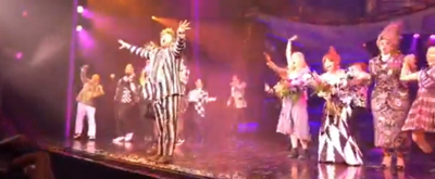 VIDEO: The Cast of BEETLEJUICE Takes Their Opening Night Bows