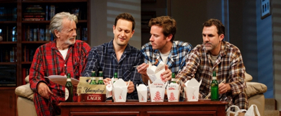BWW TV: Watch Highlights of Armie Hammer, Josh Charles & More in STRAIGHT WHITE MEN!