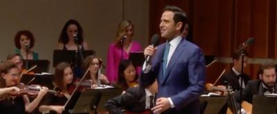 VIDEO: Santino Fontana, Ali Stroker & More Sing PROMISES, PROMISES for Transport Group!