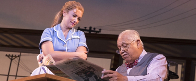 BWW Interview: Larry Marshall of WAITRESS at the Orpheum