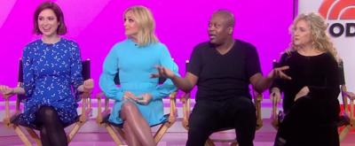 VIDEO: UNBREAKABLE KIMMY SCHMIDT Stars Discuss the Show's Ending, Possible Film