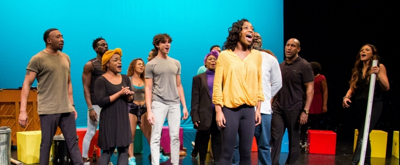 #TBT: ONCE ON THIS ISLAND Cast Gets Ready to Tell the Story on Broadway!
