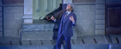 VIDEO: Get A First Look At Corbin Bleu in SINGIN' IN THE RAIN at The Muny