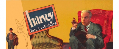 BWW Review: Don Bluth Front Row Theatre Presents HARVEY   Lee Cooley Glows As Elwood P. Dowd