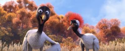 VIDEO: Trailer Debut of Netflix's DUCK DUCK GOOSE, Starring Jim Gaffigan and Zendaya