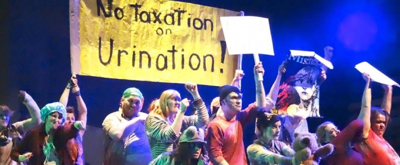 BWW Review: URINETOWN, THE MUSICAL at THE BARN PLAYERS AT THE ARTS ASYLUM