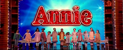 VIDEO: The Kids of ANNIE Lament the Hard-Knock Life at the Royal Variety