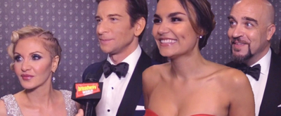 BWW TV: The Pretty People of PRETTY WOMAN Celebrate Opening Night on Broadway!