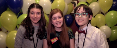 BWW TV: The Kid Critics Go Wild to Celebrate Kids' Night on Broadway!