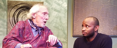 BWW Review: ST. NICKAKLAUS AND THE HANUKKAH CHRISTMAS at Bunbury Theatre
