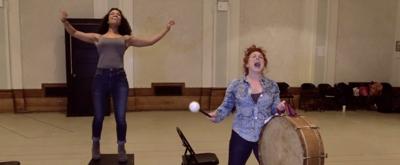 BWW TV: Watch a Sneak Peek of Carolee Carmello in Encores! HEY, LOOK ME OVER!