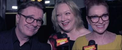 BWW TV: Go Inside Opening Night of GARY on Broadway