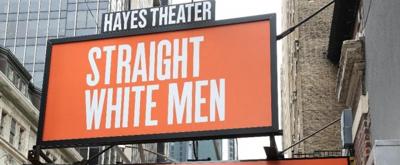 BWW TV: On the Opening Night Red Carpet for STRAIGHT WHITE MEN