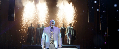 Review: THE ILLUSIONISTS--LIVE FROM BROADWAY at Providence Performing Arts Center