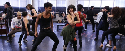 BWW TV: Travel Uptown and Go Inside Rehearsals of Kennedy Center's IN THE HEIGHTS, with Anthony Ramos, Vanessa Hudgens & More!