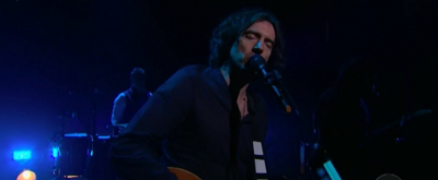 VIDEO: Snow Patrol Performs 'Don't Give In' on THE LATE LATE SHOW