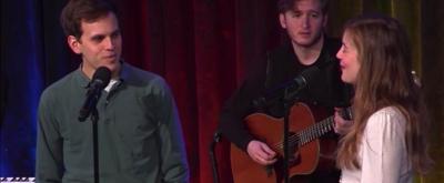 VIDEO: Taylor Trensch and Laura Dreyfuss Perform 'Only Us' From DEAR EVAN HANSEN
