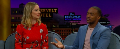 VIDEO: Beyoncé Loves Anthony Mackie & Judy Greer