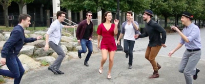 VIDEO: John Scacchetti, Chaz Wolcott, and More Join Emily Jeanne Phillips in New Tap Video