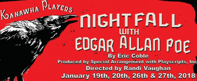 BWW Feature: NIGHTFALL WITH EDGAR ALLAN POE Presented by the Kanawha Players at the LABELLE THEATER