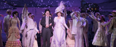 Review: Betty Buckley Makes Her Grand Entrance in HELLO, DOLLY! at the Ohio Theatre