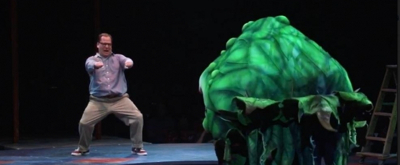 VIDEO: First Look at LITTLE SHOP OF HORRORS at Sacramento Music Circus
