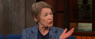 VIDEO: Glenda Jackson of THREE TALL WOMEN Talks Moving From Acting to Politics