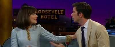 VIDEO: From Mother's Day to Mushrooms w/ John Mulaney & Zooey Deschanel