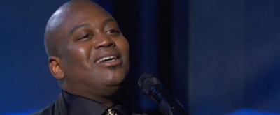VIDEO: Tituss Burgess Honors Cyndi Lauper Singing 'Time After Time' at Billboard Women in Music