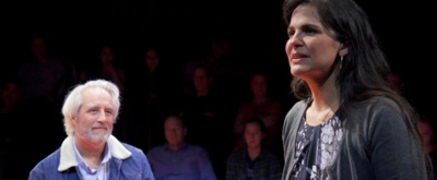 VIDEO: Michael Russotto and Rachel Zampelli Lead HEISENBERG at Signature Theatre