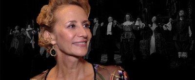 BWW TV: Bard + Bernhardt= Broadway! Janet McTeer & Company Celebrate Opening Night of BERNHARDT/HAMLET