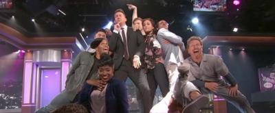 VIDEO: Guest Host Channing Tatum Dances His Way onto JIMMY KIMMEL