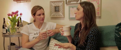 VIDEO: Watch Sara Bareilles Pass The WAITRESS Pie To Katharine McPhee Before Her Broadway Debut!