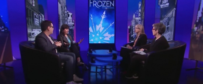 Theater Talk: Kristen Anderson-Lopez and Robert Lopez Tell All About FROZEN's New Songs!