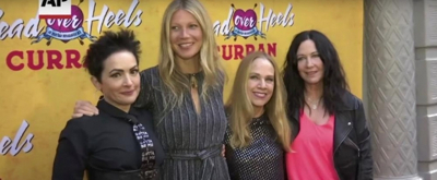 VIDEO: The Go-Gos Talk HEAD OVER HEELS On The Opening Night Red Carpet