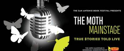 San Antonio Book Festival presents The Moth Mainstage at Majestic Theatre