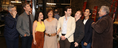 BWW TV: Meet Arnold! TORCH SONG Company Gets Ready for Broadway