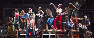 Photo Flash: Tune Up! New Shots of RENT's 20th Anniversary Tour