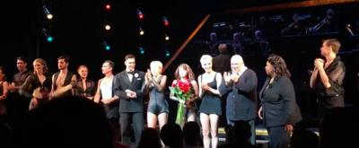 VIDEO: Donna Marie Asbury Takes Final Bow in CHICAGO After 20 Year Tenure!