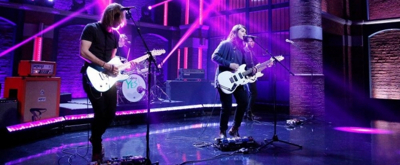 VIDEO: Alex Lahey Performs 'Every Day's the Weekend' on LATE NIGHT