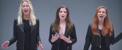 VIDEO: Anna Kendrick & The Bellas Team with VOICE Finalists for New PITCH PERFECT 3 Promo
