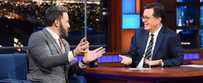 VIDEO: Ben Affleck Talks Weinstein & More: 'I'm Not A Superhero'
