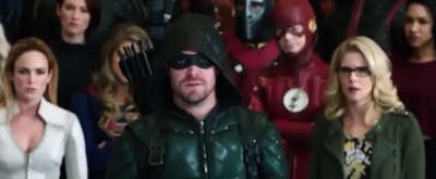 VIDEO: Sneak Peek - Extended Promo for THE FLASH Crossover Event