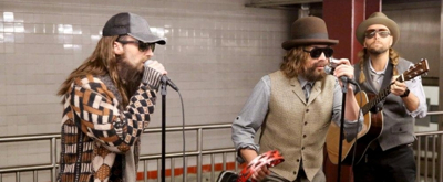 VIDEO: Maroon 5 & Jimmy Fallon Busk in NYC Subway in Disguise