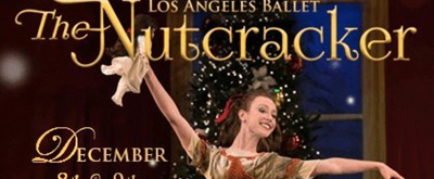 Bid Now on a Backstage Tour and 2 Tickets to Los Angeles Ballet's THE NUTCRACKER