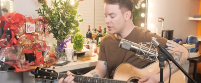 VIDEO: KINKY BOOTS Star David Cook Performs Acoustic 'Soul of a Man'