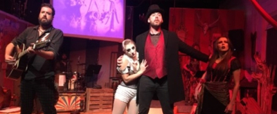 BWW Review: GALLOW WALKERS Is A Must-See Creative Tour-de-Force At Shakespeare In The Paseo